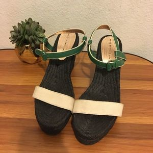 Marc by Marc Jacobs Espadrille Wedges size 9.5